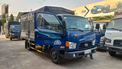 Xe tải Hyundai 1.8 tấn