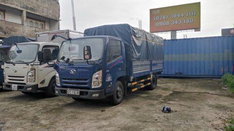 Xe tải IZ65 Đô Thành IZ65 3.5 tấn